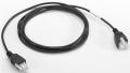 25-72614-01R - Câble d'alimentation CC Zebra pour chargeur de batterie à 4 emplacements (SAC9000-4000R)