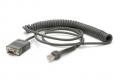 CBA-R02-C09PAR - Câble Zebra RS232