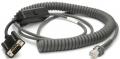 CBA-R12-C12ZAR - Câble Zebra RS232