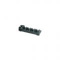 Chargeur 8 ports (4 bornes, 4 batteries) avec Ethernet pour terminal Zebra MC3200, MC3300