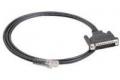 DTL-90G001080 - Câble RS232, 25 broches pour lecteurs Datalogic