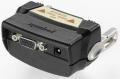 ADP9000-100R - Adaptateur de câble USB et RS232 conçu pour MC90XX / MC9190-G