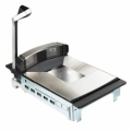 9810210220-04353 - Datalogic Magellan 9800i, 2D, multi-IF, balance adaptative, Polereader (grand), kit (USB)